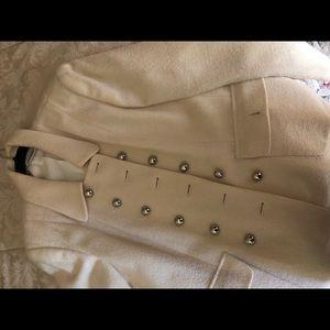 Carlisle size 14 jacket cream